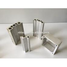 Perfis de alumínio extrudido T3-T8 Temper e Square Shape