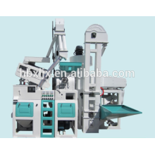 Good quality 1400 kg per hour famous factory produce patent product Rice milll plant