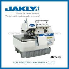 JK747F Direto Direto Super Alta Velocidade Quatro Linha Overlock máquina de costura preço