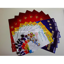 China paper factory Art Glossy Paper 135g