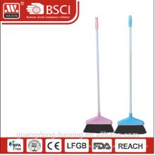 Balai plastique ménager Haixing coloré