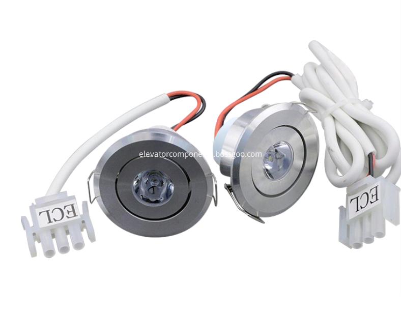 LED Car Emergency Light for XiziOTIS Elevators