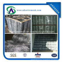 Hot Dipped Stainless Galvanized and PVC Coated Barbed Wire