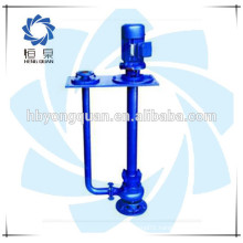 High quality non-clog sewage stainless steel impeller submersible pump