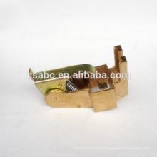 copper carbon brush holder for starter