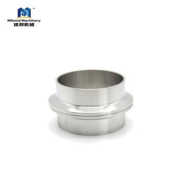 Санитарная нержавеющая сталь 304 / 316L Weld On Tri Clover Ferrule Производитель