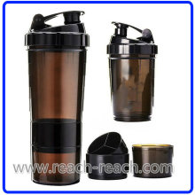 Plastic Protein Blender Shaker Cup (R-S039A)