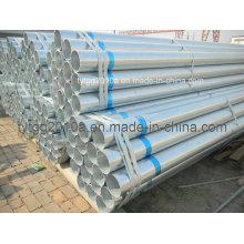 Tubos de acero galvanizado BS1387