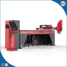 Автоматическая машина для производства прокладок из пенополиуретана