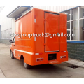 FOTON Small Gasoline Mobile Shop / Vending Cart