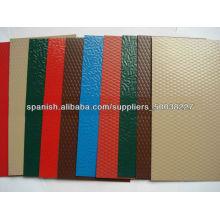 Diamond Embossed Color Coated Aluminium/Aluminum Sheet for Roofing