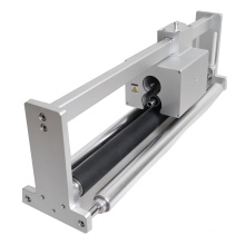 ink roll coder 1100A automatic numbering mrp code printing expiration date and code printer
