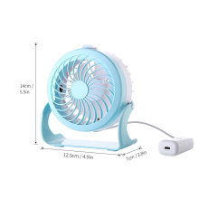Multifunction USB Mini Rechargeable Handy Personal Fan