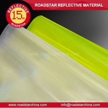 Safety reflective pvc microprism roll