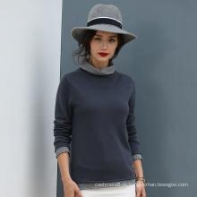 2017 новый стиль женские 100% Кашемировый пуловер для Оптовая