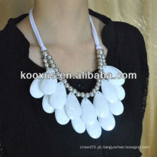 2014 moda colar design personalizado