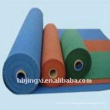 Rolo de folha de borracha impermeável antienvelhecimento colorido de EPDM