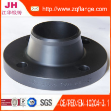 Black Paint Wn Flange and Material Is A105