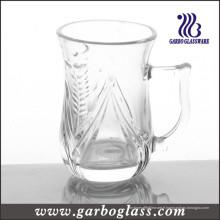 Tasse à thé en verre 4 oz (GB090104DS)