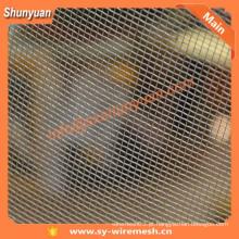 China fornecimento de fábrica 16 * 16 mesh anti-fly wire netting / tela da janela
