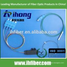 Cabo de fita 1x4 Fibra Óptica PLC Splitter