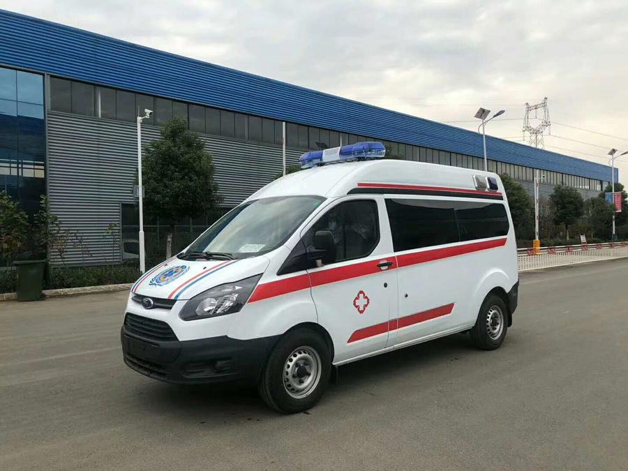 Negative Pressure Ambulance 1