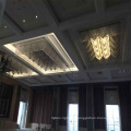 Modern Good Design Decorative Hotel Project Chandelier for Prefunction Room