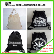 Most Popular Best Selling Promotional Cotton Drawstring Cosmetic Bag (EP-B9099)