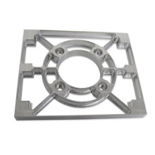 Stainless Steel CNC Machining Base Plate