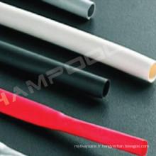 câble accessoires tubes 35kv silicone caoutchouc Silicon Rubber shrink tube