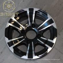Новый дизайн сплава ATV колесо 12x7 с 4 отверстиями
