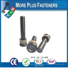 Made in Taiwan Round Head Weld Stud Shear Connector and Ceramic Ferrules