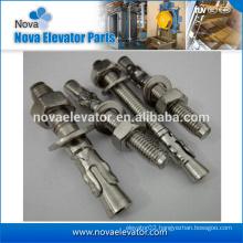 elevator expansion bolt M10 or M12