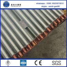 Un tube à ailettes en aluminium bon marché et de qualité rapide