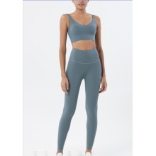 Workout Fitness Gym Yoga Set Frauen