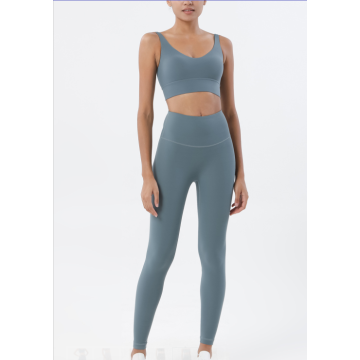 Workout fitness Gym Yoga Set Wanita
