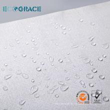 Polyester-Filtration Wasser- und Ölabwehr-Staubfilterbeutel