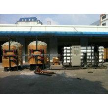 Équipement de traitement de l'eau RO 7000L / H pour le traitement industriel de l'eau