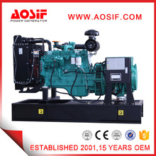 Brand New 80kw 1500rpm Diesel Generator Set with Cummins Engine