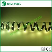 2017 Nueva arrvial SJ1211ic punto-control individualmente impermeable rgb led tira ip68