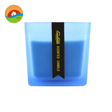 Luxury Glass Jar Aroma Therapy Lilin Wangi Pernikahan