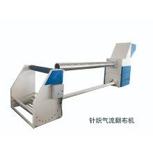 Máquina de torneamento de ar reverso para tecido tubular cinza têxtil