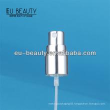 13/415 shiny silver perfume sprayer pump