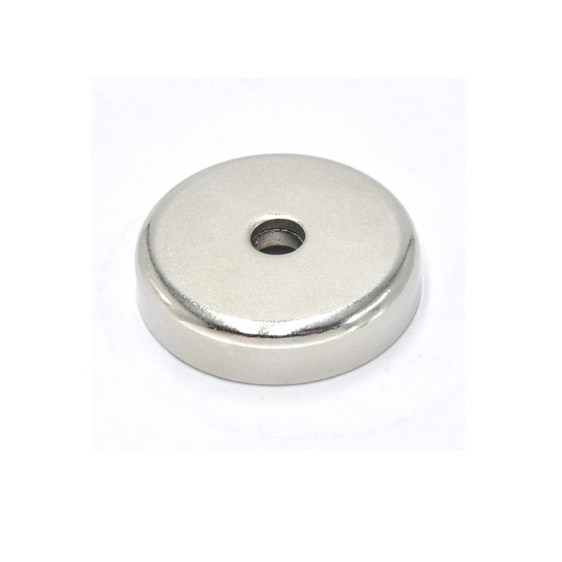Cuntersink Hole Magnet Holder RPM-A32