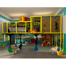 Indoor Commercial Playground Equipment zum Verkauf