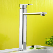 Sanitary Bathroom Single Handle Basin Faucet