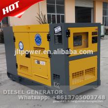 50hz 400V triphasé Weifang 30kva générateur diesel