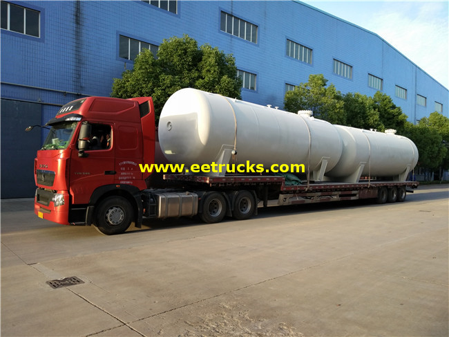 NH3 Storage Vessel