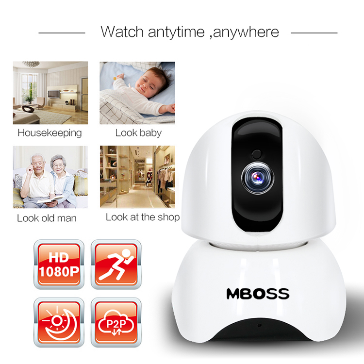 baby wireless wifi camera