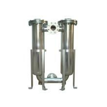 Machine de filtrage de sac de grande capacité de Chunke \ Machine de filtration d'eau industrielle
